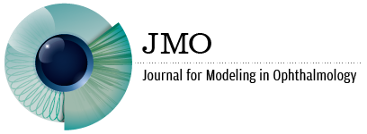Journal for Modeling in Ophthalmology